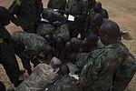 Developing the force, U.S. Army Soldiers train, mentor Rwandan NCOs 160908-F-VH066-091.jpg