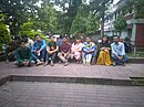 Wikimedians from Dhaka
