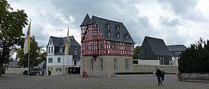 Franz-Peter Tebartz-van Elst - The diocesan centre St. Nikolaus in Limburg
