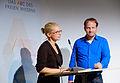 Diese Aufnahmen entstanden im Rahmen des 5. Wikimedia-Salon - Das ABC des Freien Wissens zum Thema Erinnerung am 27. Novemeber 2014 bei Wikimedia Deutschland. 19.JPG