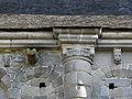 Dinan (22) Basilique Saint-Sauveur Costale sud de la nef Chapiteau 02.JPG