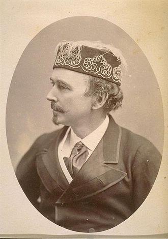 Dion Boucicault - Dion Boucicault, c 1890