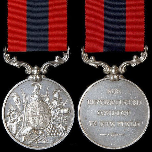 Distinguished Conduct Medal - Victoria