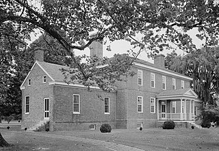Ditchley (Kilmarnock, Virginia) human settlement in Virginia, United States of America