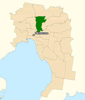 Division of Batman Australian federal electoral division