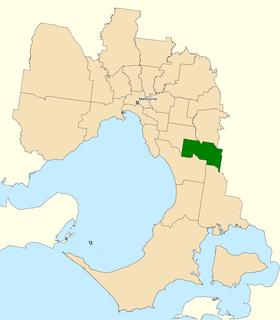 Division of Bruce Australian federal electoral division
