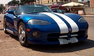 Dodge Viper 2003-04-19