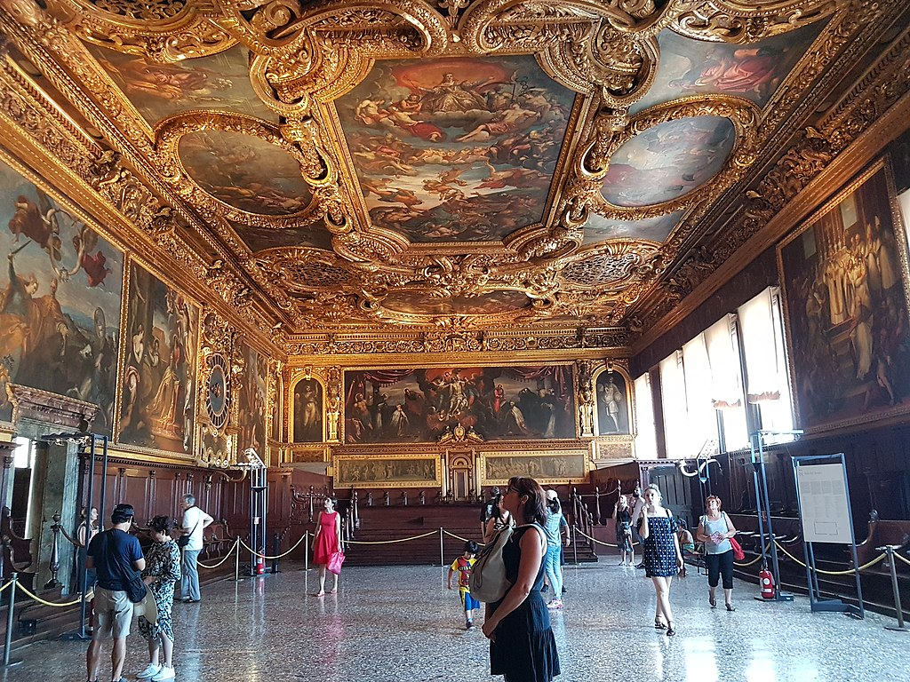 Дож Венеции