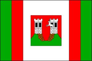 Doksy - Image: Doksy CL CZ flag