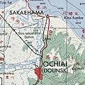 Dolinsk - Starodubskoye railway map (1947).jpg