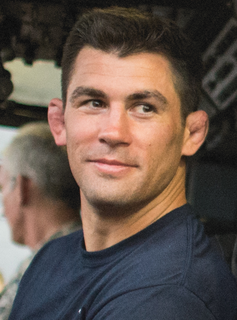 Dominick Cruz American mixed martial arts fighter