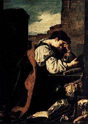 Domenico Fetti: Melancholia