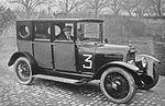 Dominique Lamberjack vainqueur du Critérium Paris-Nice 1923, sur Voisin 8HP.jpg