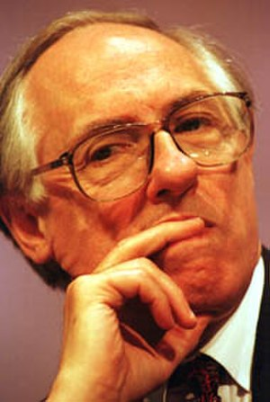 Scottish Parliament election, 1999 - Image: Donald Dewar