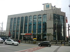 Dong Suwon Post office.JPG