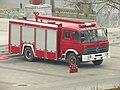 Dongfeng fire engine in Sihui, Beijing.jpg