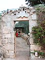 Doorway to the Shrine of the Madonna of Lourdes.jpg