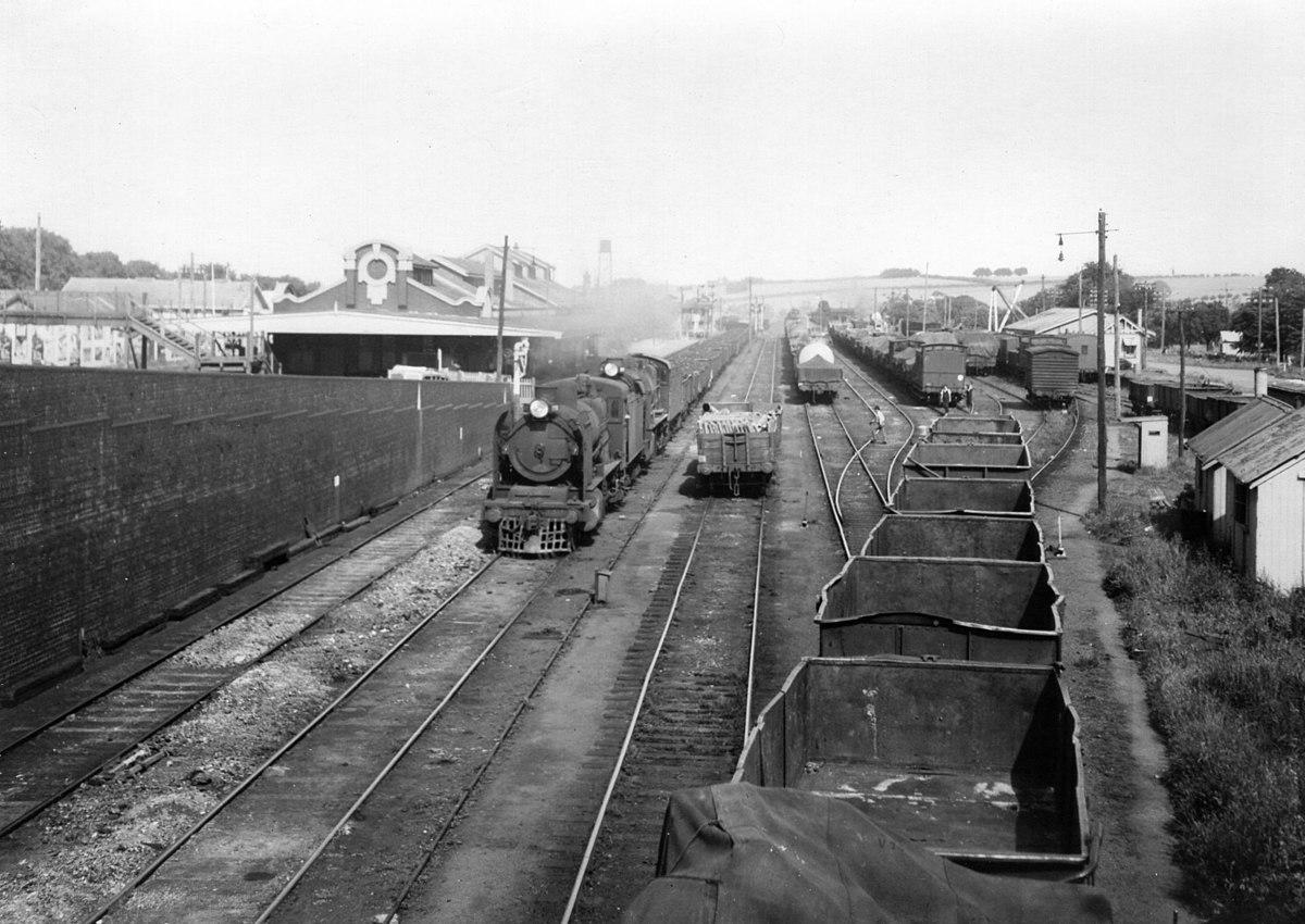 Orbost Railway Line Wikipedia