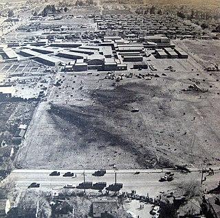 1957 Pacoima mid-air collision Mid-air collision
