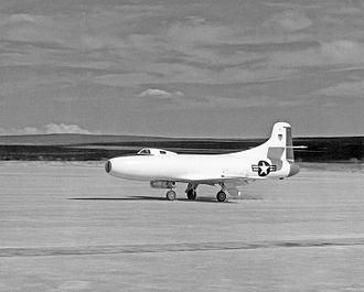 Douglas D-558-1 Skystreak - Image: Douglas Skystreak D 588 I