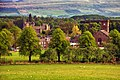 Doune Castle ^ Church From The Commonty Walk - panoramio.jpg