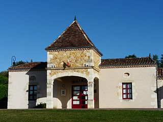 Douzillac Commune in Nouvelle-Aquitaine, France