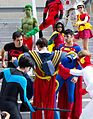 Dragon Con 2013 - Teen Titans vs Superboy Prime (9693815059).jpg