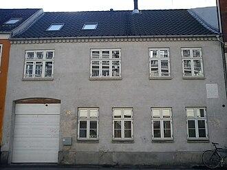 Christian Jacobsen Drakenberg - Image: Drakenbergs hus