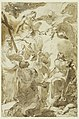 Drawing, The Trinity and the Apostles, St. Peter and St. Paul, 1770–80 (CH 18543335).jpg