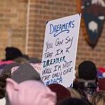 Dreamers -DACA -WomensMarch -WomensMarch2018 -SenecaFalls -NY (39097949334).jpg