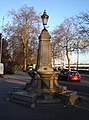 Drinking fountain chelsea embankment 1.jpg