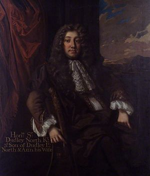 Dudley North (economist) - Sir Dudley North (1641–1691)