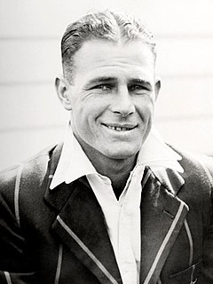 Dudley Nourse South African Test cricketer