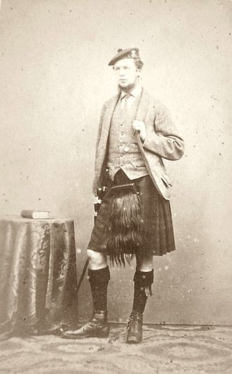 Duke of Atholl - John Stewart-Murray,  7th Duke of Atholl, KT