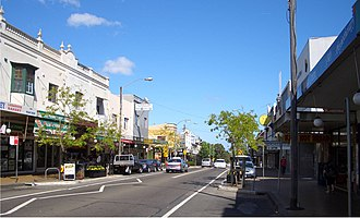 Dulwich Hill, New South Wales - Image: Dulwich Hill 5