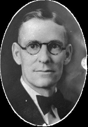 Duncan MacMillan (Alberta politician) - Image: Duncan B Mac Millan