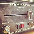 Dynacord Echocord mini (c.1967) tape echo details (2012-10-18 by Julien Houbrechts).jpg