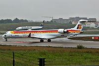 EC-LOV - CRJX - Air Nostrum