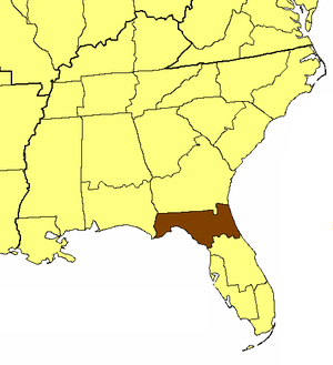 Episcopal Diocese of Florida - Image: ECUSA Florida