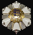 EST Order of the White Star 1st class star.jpg