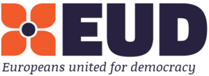 Europeans United for Democracy - Image: EUD new logo 2014