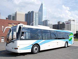 Environmental Performance Vehicles - DesignLine Electric Bus