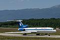 EW-85748, Belavia, Tupolev Tu-154M (18456809114).jpg