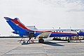 EX-87228 Yak-40 Tibesti Air Libya(Phoenix) SHJ 21NOV00 (6969456241).jpg