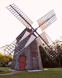 Eastham Windmill United States historic place