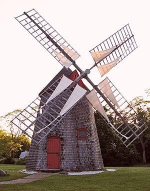 Eastham, Massachusetts - The Eastham Windmill