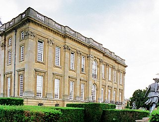 Easton Neston house country house near Towcester, Northamptonshire, England