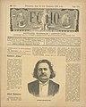 Echo Muzyczne, Teatralne i Artystyczne - wychodzi raz na tydzień z bezpłatnym dwutygodniowym dodatkiem nut. R. 7, nr 343 (26 kwietnia 1890) (67745084).jpg