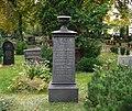 Eduard Holbein, Alter St.-Jacobi-Friedhof.JPG