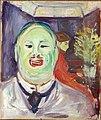 Edvard Munch - Caricature Portrait of Henrik Lund.jpg
